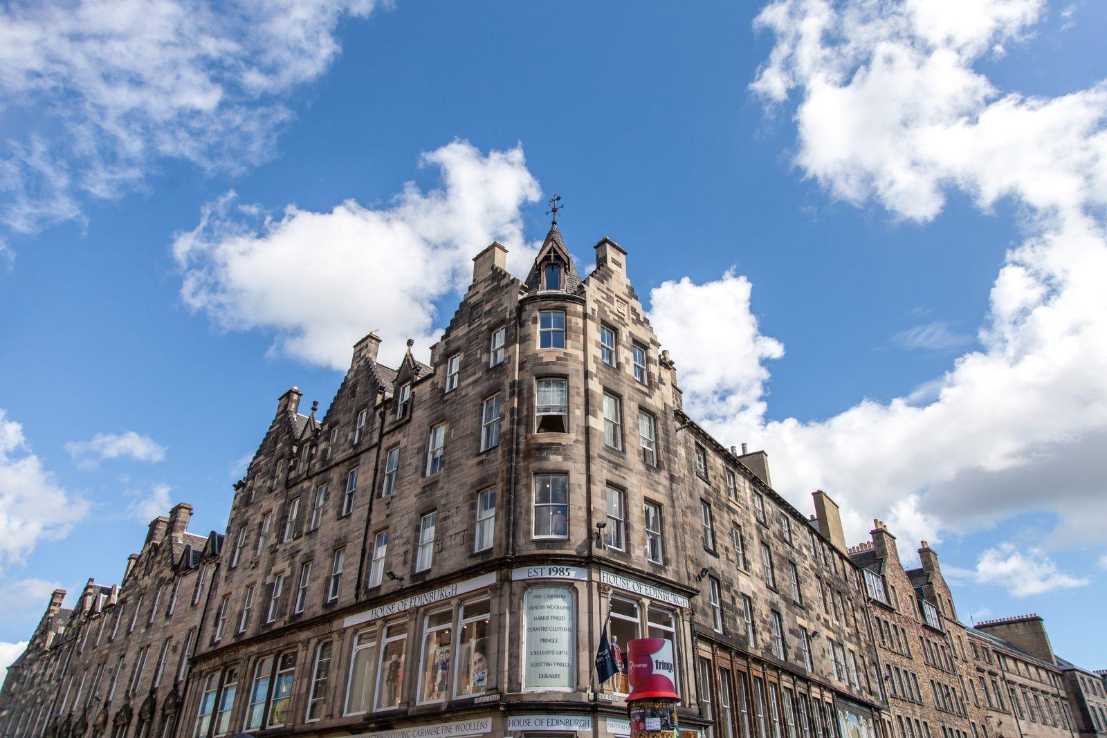 Postcards | Edinburgh – Matt The List